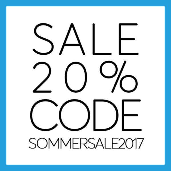 Großer 20% Sommer Sale